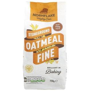Mornflake Mornflake Fine Oatmeal 750g