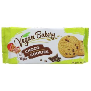 Vegan Bakery Vegan Bakery Vegan Choco Cookies 200g