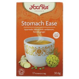 Yogi Tea Yogi Tea Organic Stomach Ease Tea 17 bags