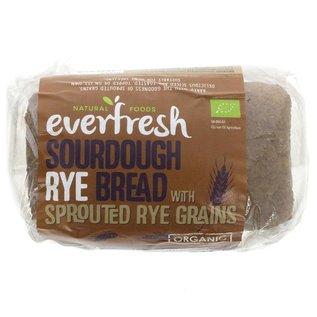 Everfresh Everfresh Organic Rye Sourdough Bread 400g