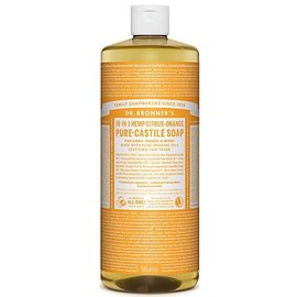 Dr Bronners Dr Bronners Organic Citrus Liquid Soap 946ml