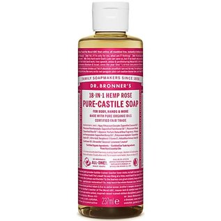 Dr Bronners Dr Bronners Organic Rose Liquid Soap 237ml