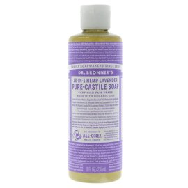 Dr Bronners Dr Bronners Organic Lavender Liquid Soap 237ml