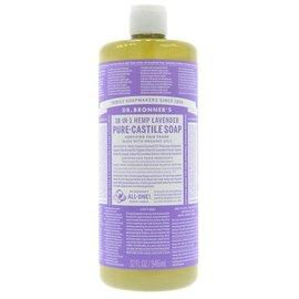 Dr Bronners Dr Bronners Organic Lavender Liquid Soap 946ml