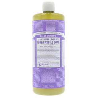 Dr Bronners Dr Bronners Organic Lavender Liquid Soap 946ml