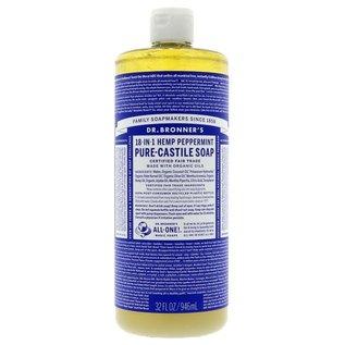Dr Bronners Dr Bronners Organic Peppermint Liquid Soap 946ml