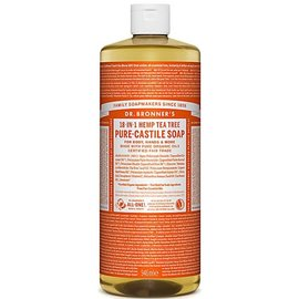 Dr Bronners Dr Bronners Organic Tea Tree Liquid Soap 946ml
