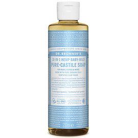 Dr Bronners Dr Bronners Organic Baby Mild Liquid Soap 237ml