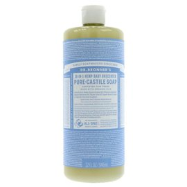 Dr Bronners Dr Bronners Organic Baby Mild Liquid Soap 946ml