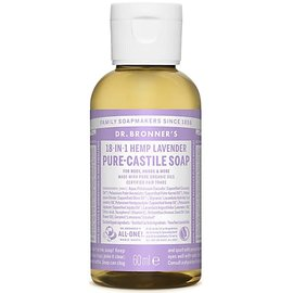 Dr Bronners Dr Bronners Organic Lavender Liquid Soap 60ml