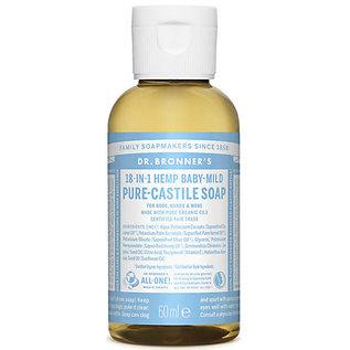 Dr Bronners Dr Bronners Organic Baby Mild Liquid Soap 60ml