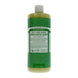 Dr Bronners Dr Bronners Organic Almond Liquid Soap 946ml
