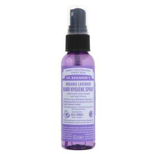 Dr Bronners Dr Bronners Organic Lavender Hand Sanitiser 60ml