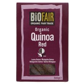Biofair Biofair Organic Red Quinoa 500g