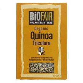 Biofair Biofair Organic Tricolour Quinoa 500g