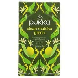 Pukka Pukka Organic Clean Matcha Green Tea 20 bags