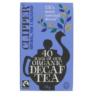Clipper Clipper Organic Decaffeinated Tea 40 bags