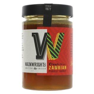Wainwrights Wainwrights Organic Zambian Forest Honey Clear 380g