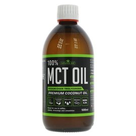 Natures Aid Natures Aid Pure MCT OIl 100% 500ml