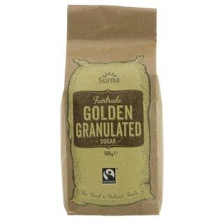 Suma Wholefoods Suma Wholefoods Fair Trade Golden Granulated Sugar 500g