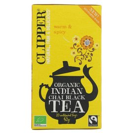 Clipper Clipper Organic Indian Chai Black Tea 20 bags