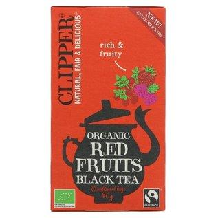 Clipper Clipper Organic Red Fruits Black Tea 20 bags