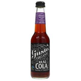 Gusto Gusto Organic Real Cola 275ml