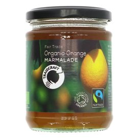 Traidcraft Traidcraft Organic Fair Trade Orange Marmalade 340g