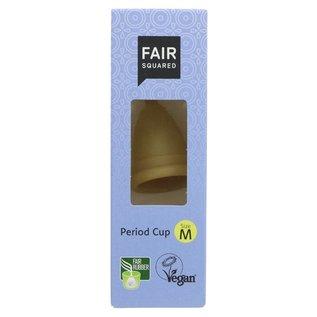 Fair Squared Fair Squared 100% Rubber Period Cup Medium 1 cup