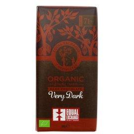 Equal Exchange Equal Exchange Organic 71% Very Dark Chocolate 100g