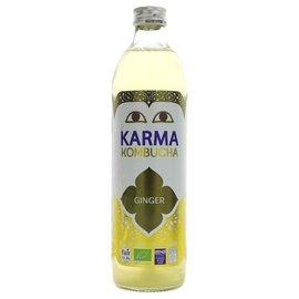 Karma Kombucha Karma Organic Ginger Kombucha 500ml