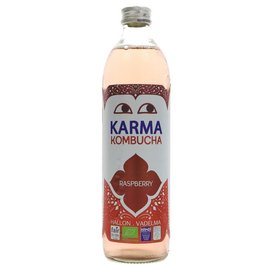 Karma Kombucha Karma Organic Raspberry Kombucha 500ml