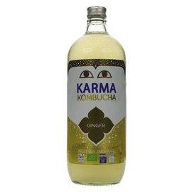 Karma Kombucha Karma Organic Ginger Kombucha 1L