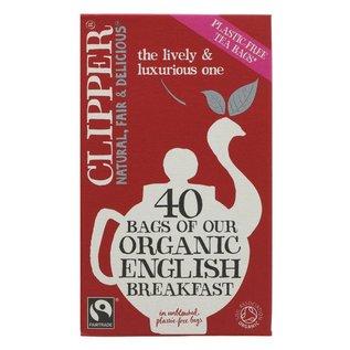 Clipper Clipper Organic English Breakfast Tea 40 bags