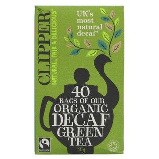 Clipper Clipper Organic Decaf Green Tea Bags 40 bags