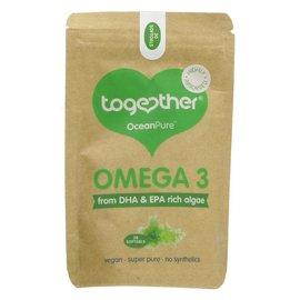 Together Health Together OceanPure Vegan Omega 3 30 softgels