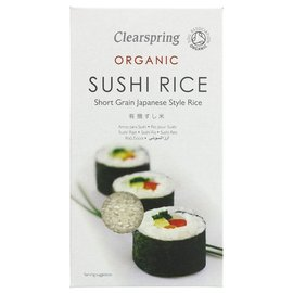 Clearspring Clearspring Organic Sushi Rice 500g