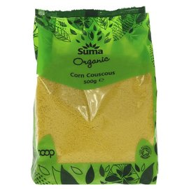 Suma Wholefoods Suma Wholefoods Organic Corn CousCous 500g