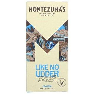 Montezuma's Montezuma's Like No Udder Organic Vegan Alternative to Milk Chocolate 90g