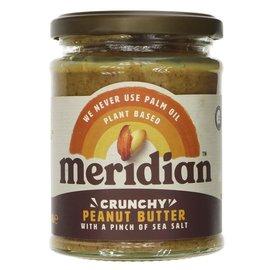 Meridian Meridian Crunchy Salted Peanut Butter 280g