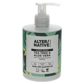 Alter/Native Alter/Native Tea Tree & Aloe Vera Hand Wash 300ml