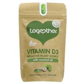Together Health Together Vegan Vitamin D3 30 vegecaps