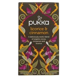 Pukka Pukka Organic Licorice & Cinnamon Tea 20 bags