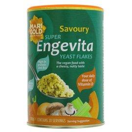 Marigold Marigold Vegan Gluten Free Engevita Super Yeast Flakes 100g