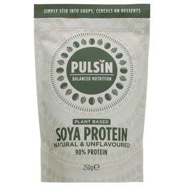 Pulsin Pulsin Soya Protein Powder 250g