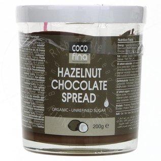 Cocofina Cocofina Organic Vegan Hazelnut Chocolate Spread 200g