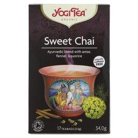 Yogi Tea Yogi Tea Organic Sweet Chai 17 bags