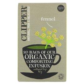 Clipper Clipper Organic Fennel Tea 20 bags