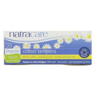 Natracare Natracare Organic Cotton Regular Tampons 20 Tampons