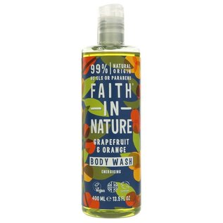 Faith In Nature Faith In Nature Grapefruit & Orange Body Wash 400ml
